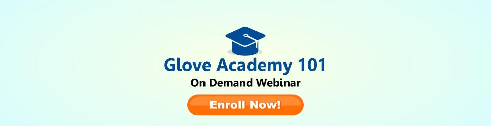 Glove Academy 101 on demand webinar