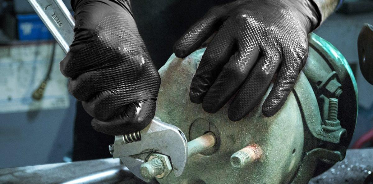 The Best Black Nitrile Glove for Workplace Safety