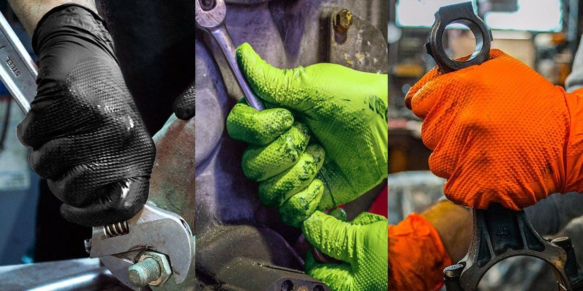 The Best Latex-Free and Powder-Free Nitrile Gloves