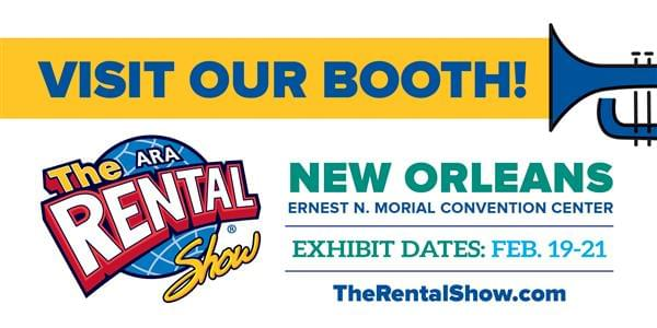 Join Us for The Rental Show!